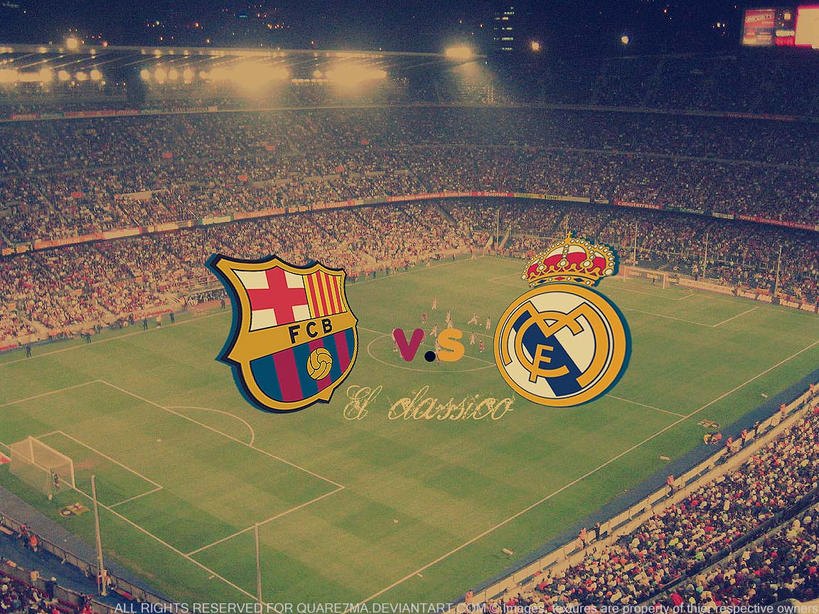 real madrid barca