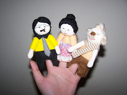 Boneka Jari ( Finger Puppets)