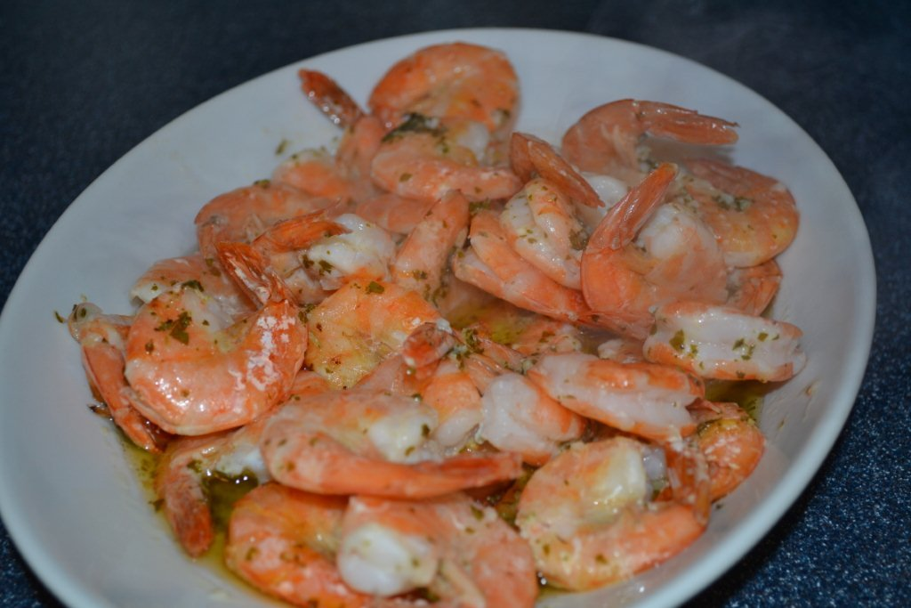 ... garlic shrimp grilled shrimp skewers with spicy lemon garlic sauce red