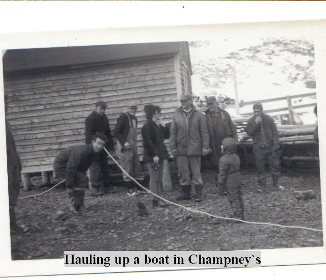 hauling up boats in champneys wesy