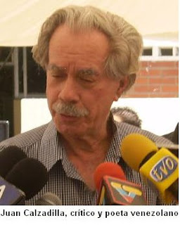 Calzadilla critico y poeta venezolano