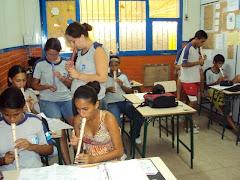 Projeto que visa melhorar a leitura dos alunos do 8º ano