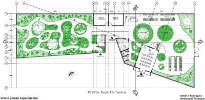 Producci n de plantas junio 2010 for Plano de un vivero forestal
