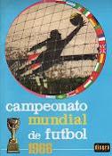 CAMPEONATO MUNDIAL DE FUTBOL 1966 (ESPANYA-DISGRA)