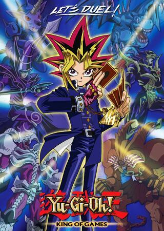 Yu-Gi-Oh! – Todas Temporadas – Dublado