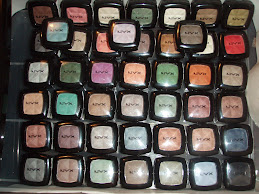 NYX Single Eyeshadows