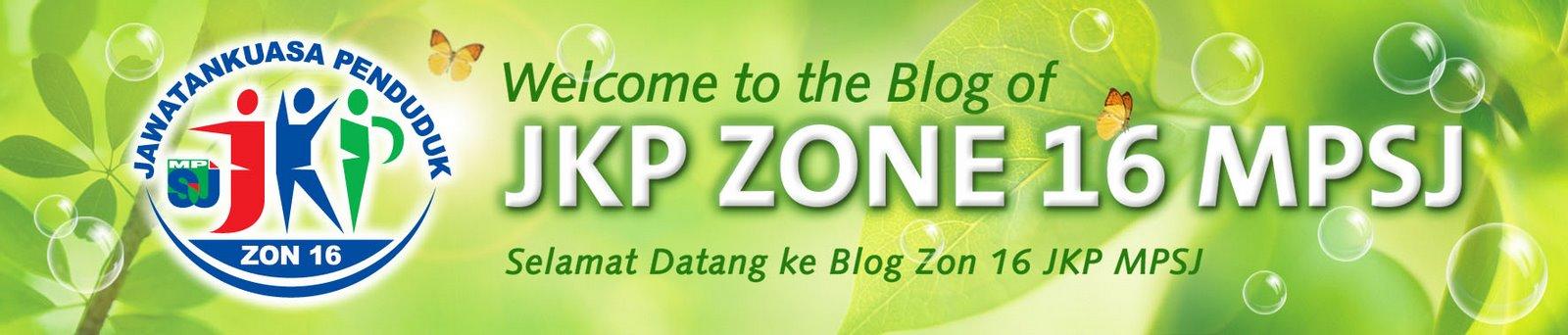 JKP Zone 16 MPSJ