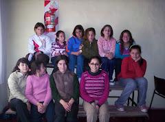 Alumnas de 1er año B
