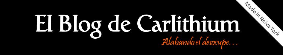 El Blog de Carlithium