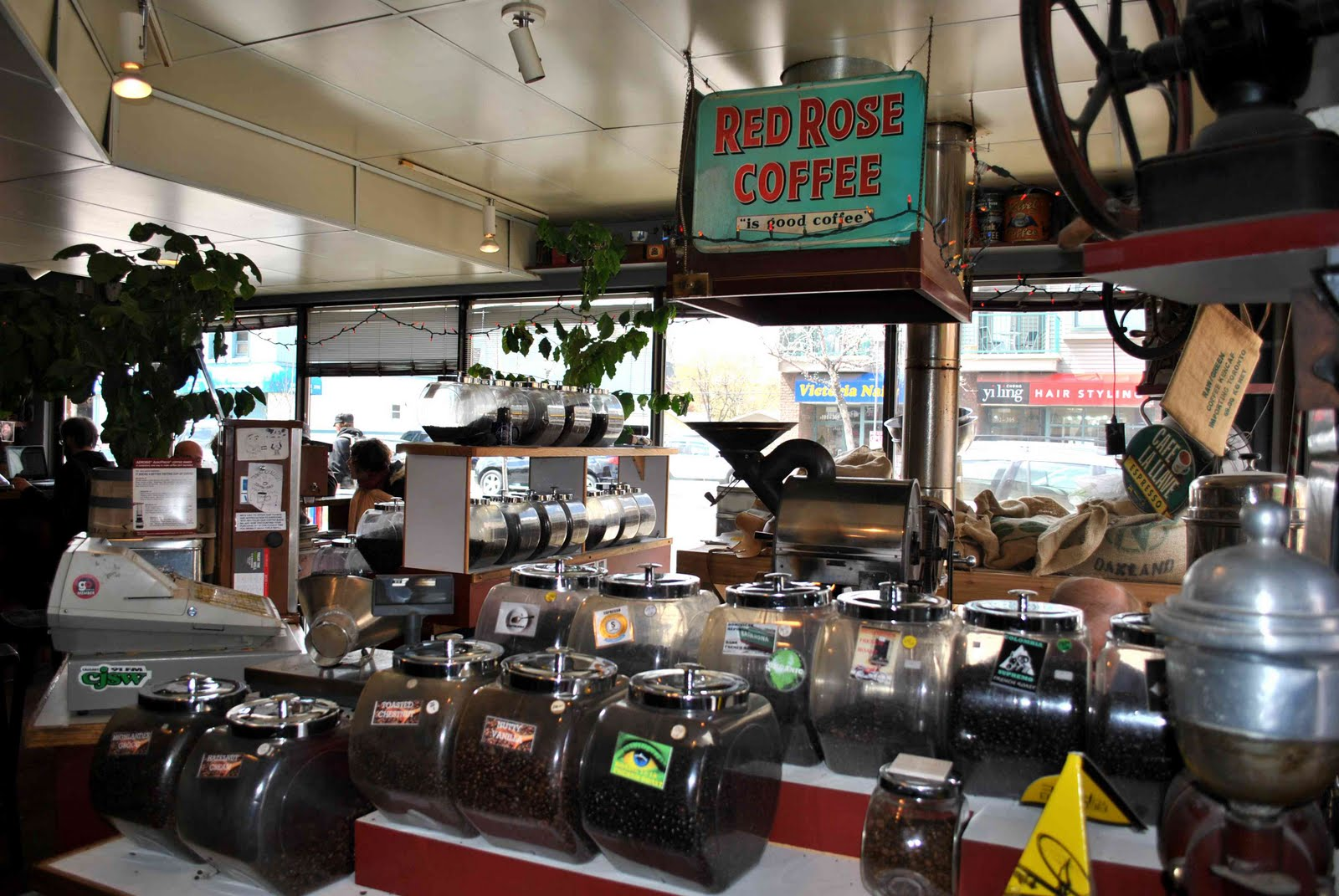 Martys Road Trip Calgary Coffee Shops The Roasterie in
