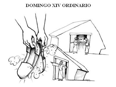 Foto 0 en  - XIV DOMINGO DEL TIEMPO ORDINARIO (Lc 10, 1-12.17-20) - CICLO C: Liturgia, Reflexiones, Ex�gesis y Oraci�n