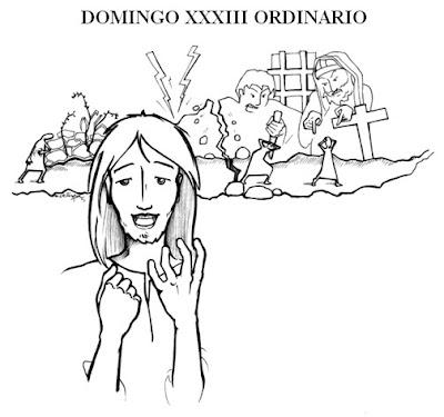 Foto 0 en  - XXXIII Domingo del Tiempo Ordinario (Lc 21, 5-19) - Ciclo C: Liturgia, Reflexiones, Ex�gesis y Oraci�n