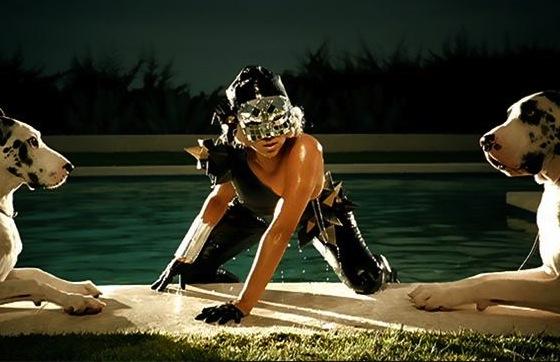 lady gaga poker face mask