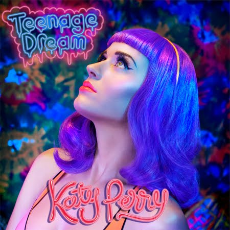 Katy Perry Looks Like Some B-Movie Wenchbag On Her 'Teenage Dream' Album ...