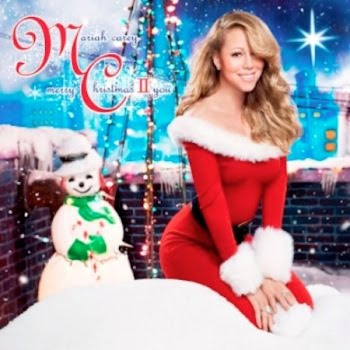 Many radio stations play X-mas songs about early December. Carey who is in