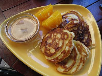 Pancakes in Latvia