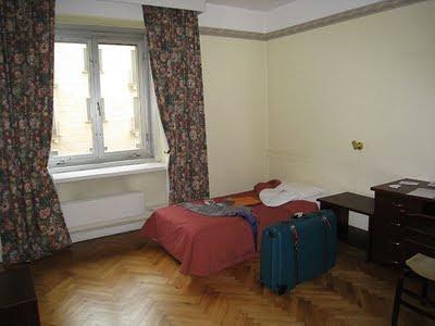 Room Hotel Riga