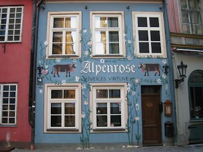 Alpenrose Riga
