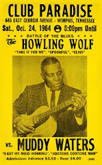 howling wolf/muddy waters