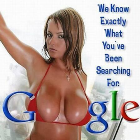 Funny & Sexy Google Logo Uses (Pics) ~ Geeky Stuffs