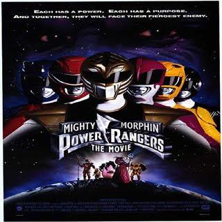 Filem Power Rangers Terbaru ni Hampeh