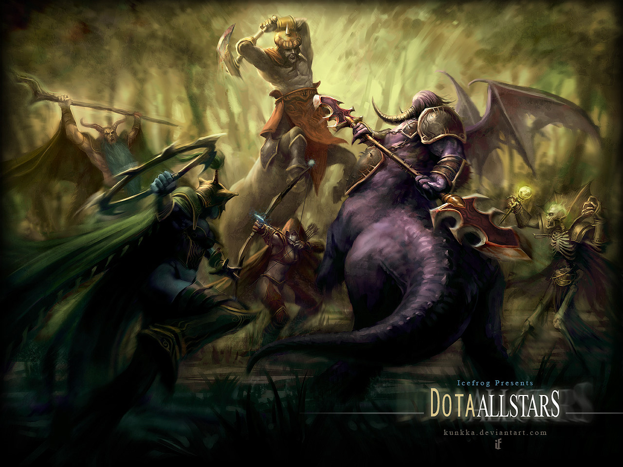 Dota 6.69c Map Download | Dota Allstars 6.69c Map Download Official