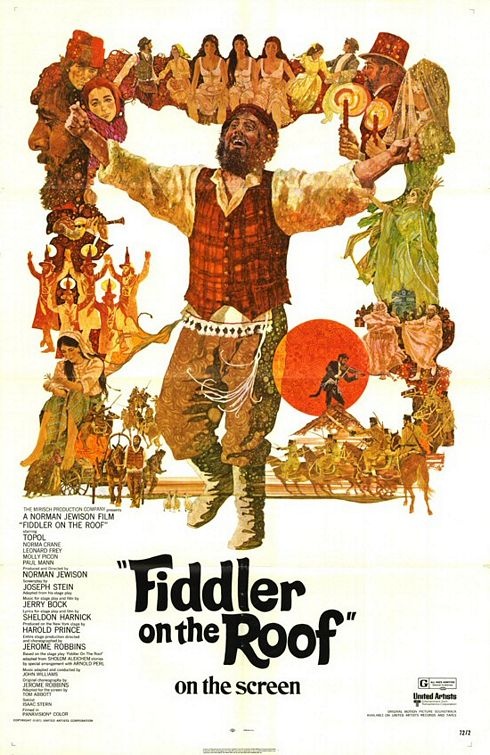 Inventario De Estrellas Fiddler On The Roof Ost