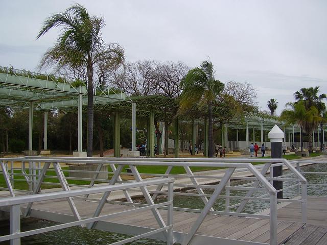 Cultura de sevilla cr nicas urbanas jard n americano for Jardin americano sevilla