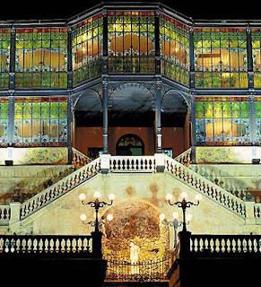 Cultura de sevilla museo de art nouveau y art d co - Nouveau sevilla ...