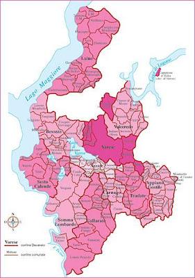 Arquidiócesis de Milán - Búsqueda de Parroquias