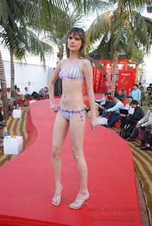 Hot Indian Models in lingerie fashion show