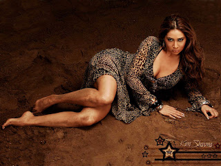 Kim Sharma Hot wallpaper