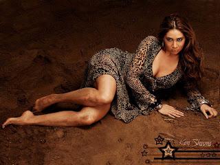 Kim Sharma Hot wallpaper