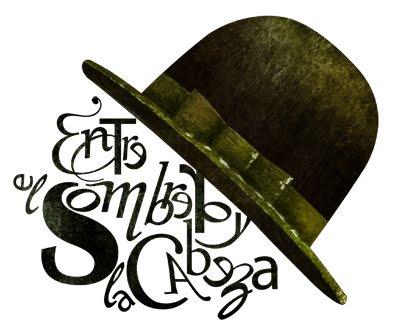 entre el sombrero y la cabeza