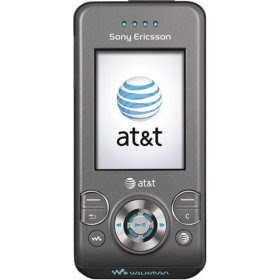 Mobile Phone Reviews: Sony Ericsson W580i Gray Phone (AT&T)