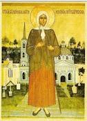 Sfînta Xenia din Sankt-Petersburg