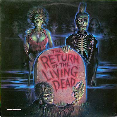 VA - Return of the Living Dead: Original Motion Picture Soundtrack (Special Edition)