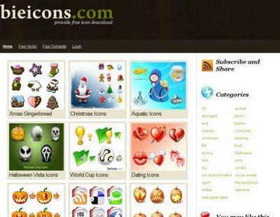 Free Icons Web