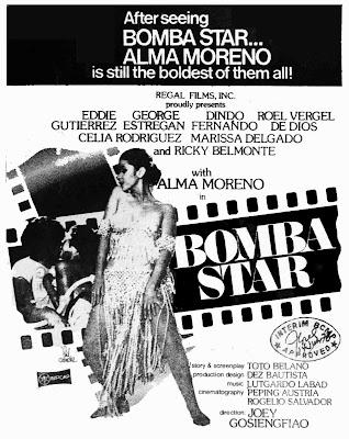 Bomba Stars of Philippine Movies