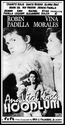 Video 48 robin padilla quot bad boy quot of philippine movies circa 1988 94