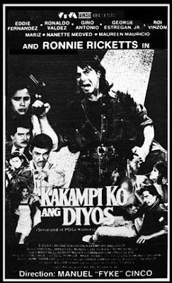 Kakampi Ko Ang Diyos (1990)