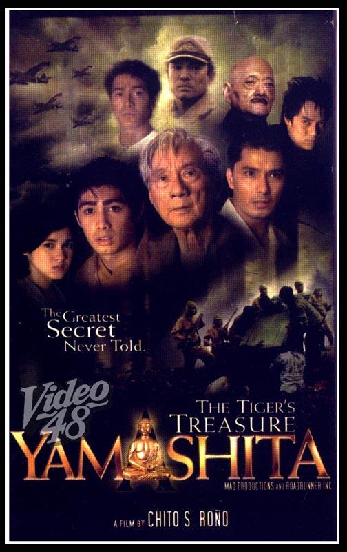 Yamashita Treasure Movie