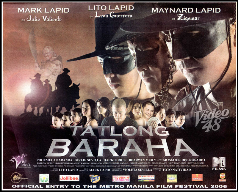 Tatlong Baraha movie
