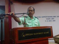 Pegawai Teknikal KRS Kedah