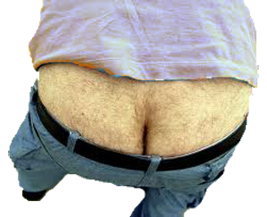 Image result for hairy crack