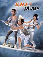 S.H.E_Play Album