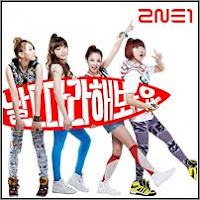 2NE1 - Try To Copy Me Album