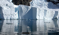 IJs klif ofte falaise