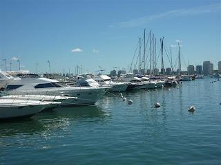 Jachthaven.