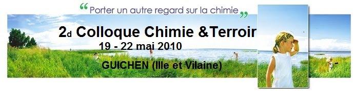 Chimie & Terroir 19-22 mai 2010 GUICHEN (35)